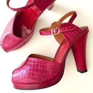 Remix Vintage Shoes